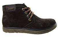 Мужские ботинки Madoks, турецкая кожа, коричневые, Р. 40 42 43