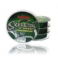 Шнур BratFishing Skeleton X4 Green 100м 0,10мм