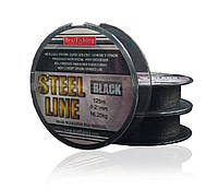 Шнур BratFishing Steel Line Black 125м 0,12мм