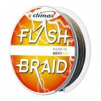 Шнур Climax Flash Braid Green 100м (упакованный) 0.16мм