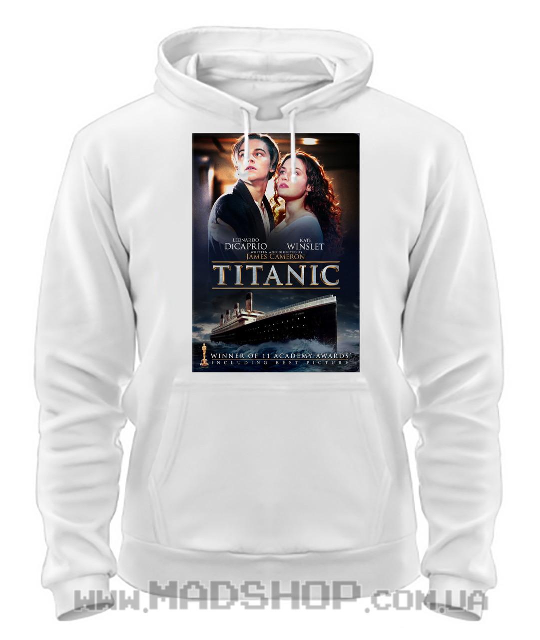 Толстовка Титаник Titanic 1912