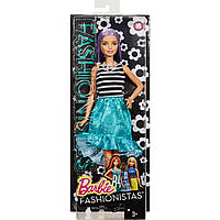 Кукла Барби Модница 2016/ Barbie Fashionistas Doll 18 Va-Va-Violet Original, фото 1
