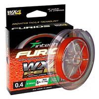 Шнур Intech FURIOS PE WX4 150м #0.5/0.117мм 8lb/3.63кг