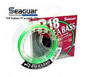 Шнур Seaguar R18 Seabass PE X8 150м #0.8/15lb (7.5kg)