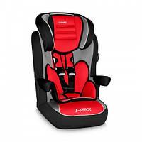 Детское автокресло Bertoni I-MAX SP ISOFIX (9-36кг) (agora carmin)