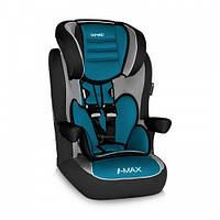 Детское автокресло Bertoni I-MAX SP ISOFIX (9-36кг) (agora petrole)