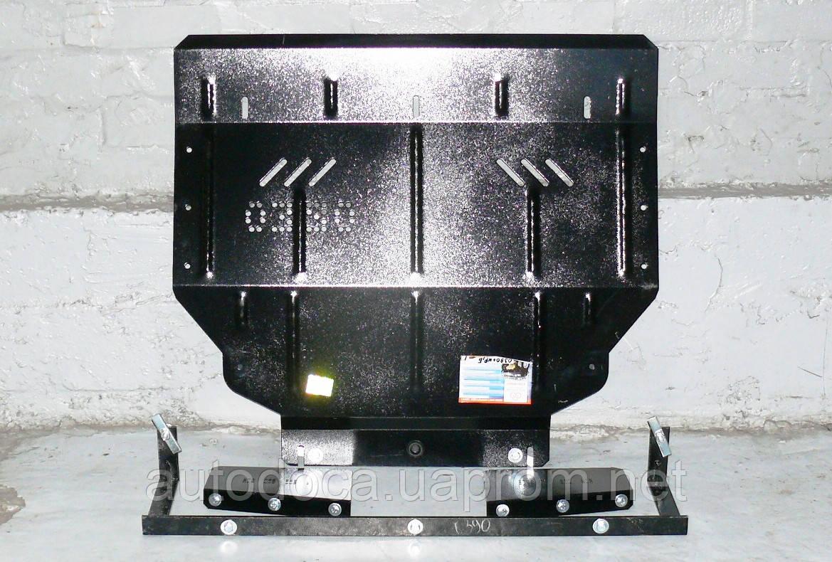 Захист картера двигуна і кпп Hyundai Sonata YF 2010-