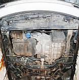 Захист картера двигуна і кпп Hyundai Sonata YF 2010-, фото 4