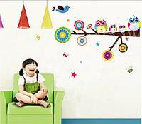 Дитячі наклейки на стіну (026)