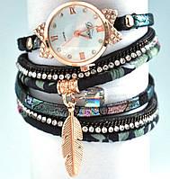 Часы с длинным ремешком  600014