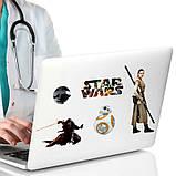 Прикольная интерьерная наклейка на стену Star Wars (027), фото 5