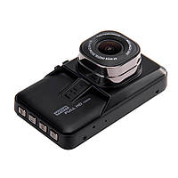 Автомобильный видеорегистратор с ультраширокоугольным объективом в металлическом корпусе DVR-FH06