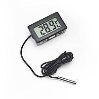 Термометр, универсальный для гроубокса, аквариума, холодильника и т.п.