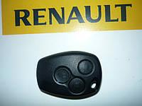 Корпус ключа (3 кнопки) Renault Master / Movano 07> (OE COPY RN3)