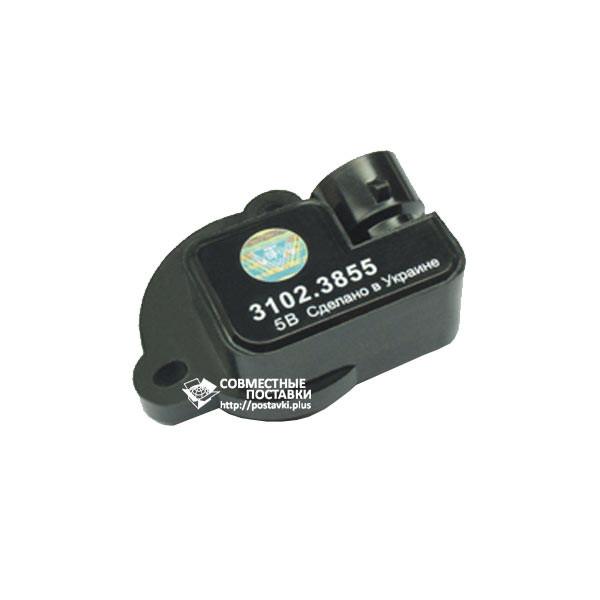 Датчик бесконтактный ДПДЗ 3102.3855 положения дроссельной заслонки (блистер)