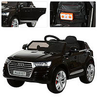 Детский электромобиль Bambi Audi  (M 3231EBLR-2),черный