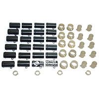 Комплект пластмассовых изделий сеялки СЗ-3,6А [3822]