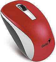 Мышь беспроводная Genius NX-7010 red