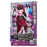 Кукла Monster High  Draculaura Дракулаура Развлечения в фото будке Добро пожаловать в Школу Монстров
