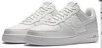 Кроссовки Nike Air Force 1 White Reptiliano