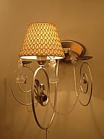 Интерьерный настенный светильник Baga