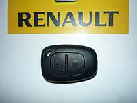 Корпус ключа (2 кнопки) Renault Trafic / Vivaro 01> (OE COPY RN2)
