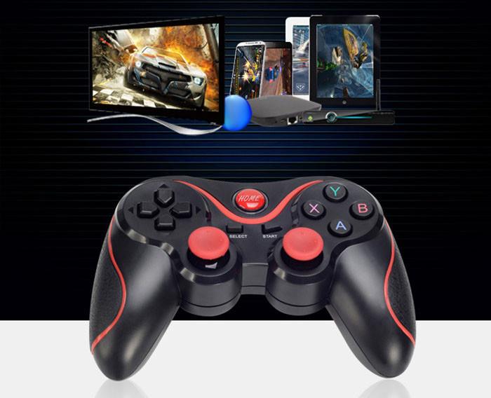 Bluetooth джойстик геймпад Териос Т3, Terios T3