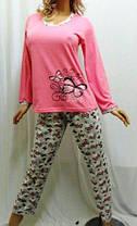 Пижама, домашний костюм со штанами, от 44 до 54 р-ра,Харьков, фото 3