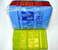 Полотенце махровое банное  Бамбук 70 х 130