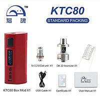 Kangside KTC80W mod adjustable 5-80W box mod KIT