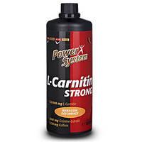 Жиросжигатель Power System L-Carnitin Strong (1000ml)