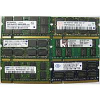 Память SODIMM DDR2-800 2048MB 2Gb PC2-6400 (Intel/AMD) разные производители