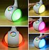 Лампа светодиодная настольная ALED02 256 цветов, фото 6