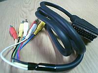 Аудио-, видео кабель SA-012, фото 1