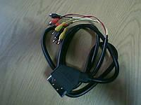 Аудио-, видео кабель SA-011, фото 1