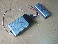 Беспроводной коммутатор Y-10 1000Wx4 4-канала с дистанционным управлением