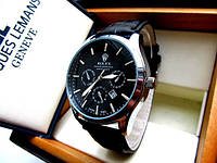 Классические часы Rolex для стильных мужчин. Деловой стиль. Отличное качество. Модный дизайн. Код: КДН1137