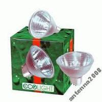 Лампа галогенная ECO LIGHT 20W G 5.3 четыре штуки новые в наличии