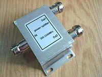Сплиттер (делитель) мощности профессиональный на две точки 380-2500 MHz, фото 1