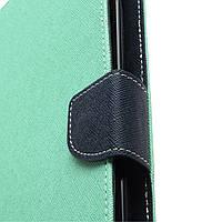 Чехол (книжка) Mercury Fancy Diary series для Apple iPad Air 2 Бирюзовый / Синий