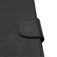 Чехол (книжка) Mercury Fancy Diary series для Apple iPad Air 2 Черный / Черный