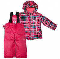 Комплект зимний , куртка и комбинезон Gusti 4852 SWG, цвет фуксия размер 98
