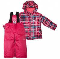 Комплект зимний , куртка и комбинезон Gusti 4852 SWG, цвет фуксия размер 116