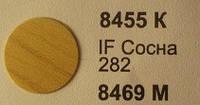 Заглушка самоклеющаяся на минификс Сосна 282 (15шт./лист) Italy