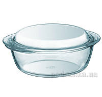 Кастрюля Pyrex Essentials круглая 2,1 л 204A000