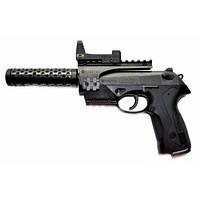 Видео обзор пневматического пистолета Beretta Px4 Storm Recon