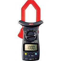 UNI-T UT205, 1000A AC, токоизмерительные клещи, с функцией мультиметра