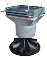 Тепловентилятор водяний для птахівництва NW 50 AGRO Водный воздухонагреватель