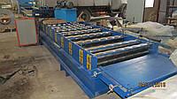 Прокатный стан для производства металлочерепицы