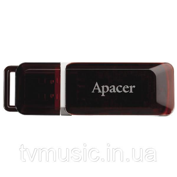 USB флешка Apacer AH321 16GB USB 2.0 Red